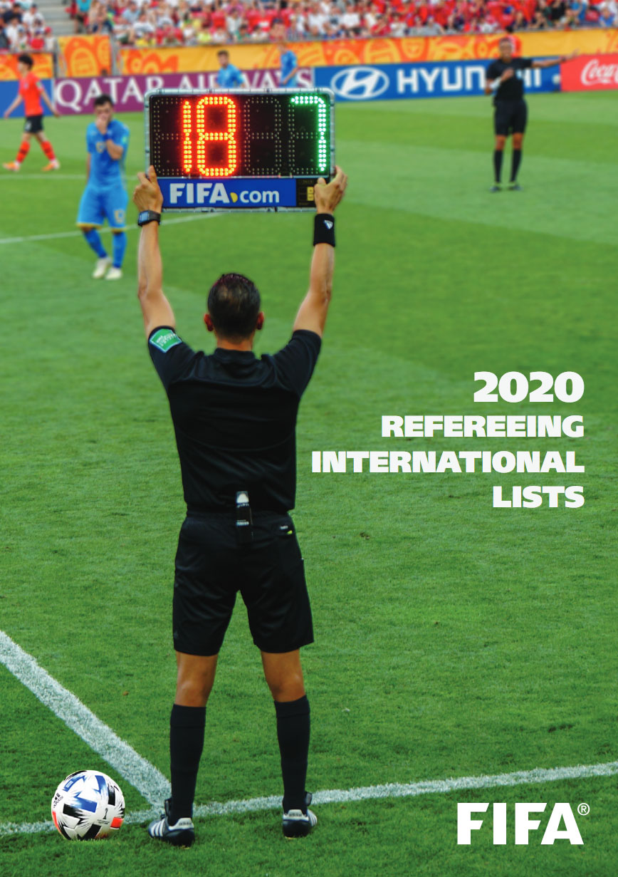 FIFA Refereeing 2020 (With Referee Fitness Tests)