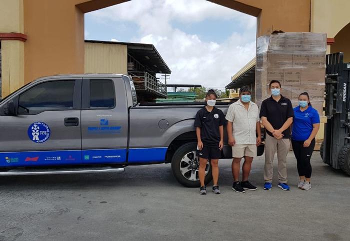 Guam Home Center donation